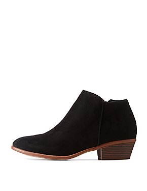 Ankle Chelsea Booties