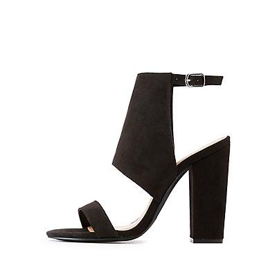 Slingback Ankle Sandals