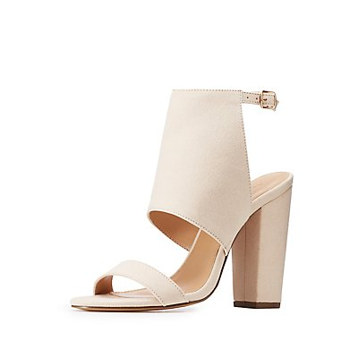 Slingback Ankle Sandals