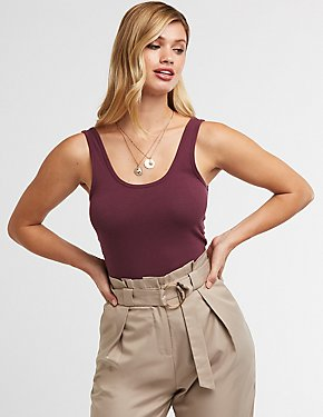 Lettuce-Trim Cami Top