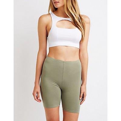 Bermuda Bike Shorts
