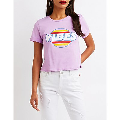 Vibes Graphic Tee