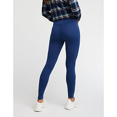High Waist Cotton Leggings