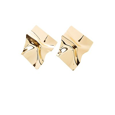 Abstract Statement Earrings