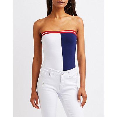 Americana Tube Bodysuit