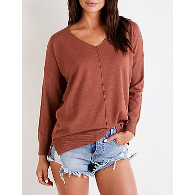 Pullover Tunic Sweater