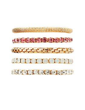 Stackable Stretch Bracelets