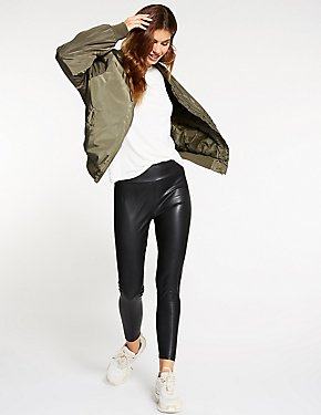 Hi-Rise Liquid Leggings