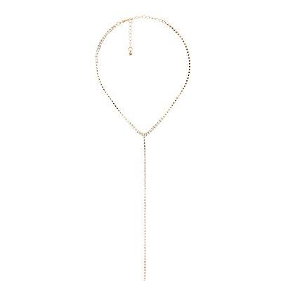 Choker Lariat Necklace