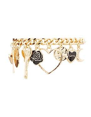 Assorted Charm Bracelet