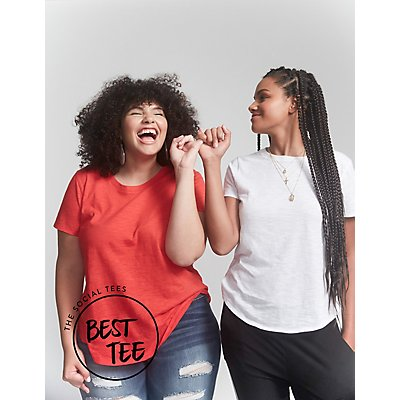 Plus Size Best Tee