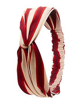 Stripe Twist Headband