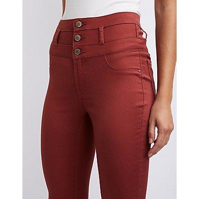 Refuge High Waist Skinny Jeans