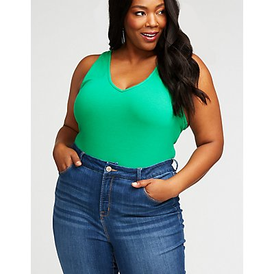 Plus Size Refuge High Rise Skinny Jeans