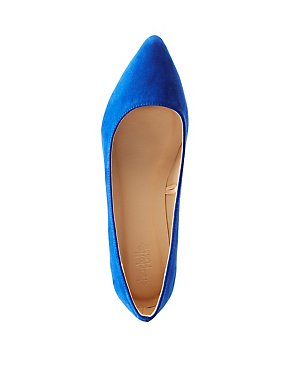Pointed Toe Flats