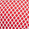 Striped Fishnet Bodysuit