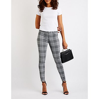 Refuge Plaid Pants