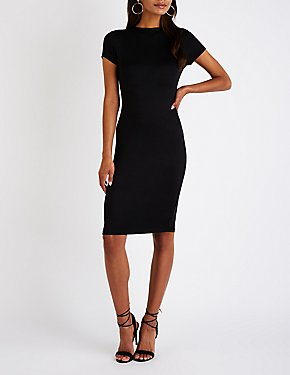 Midi Bodycon Dress
