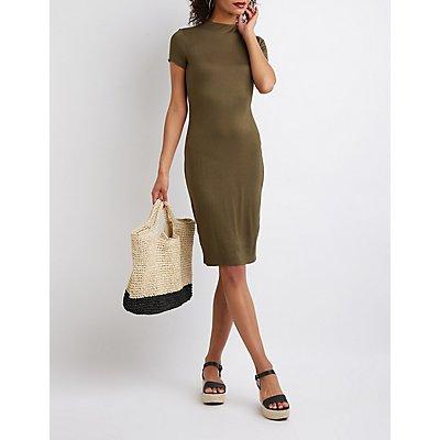 Midi Bodycon Dress