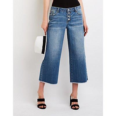 Refuge Wide Leg Jeans
