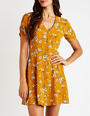 Casual Dresses Amp Day Dresses Charlotte Russe