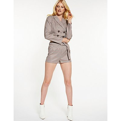 Paperbag Side Tie Shorts
