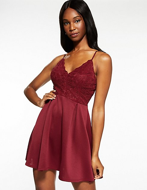 9223222255 Dresses at Charlotte Russe