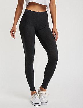 Stretchy Cotton Leggings