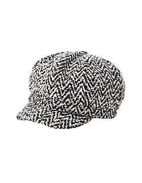 Tweed Boy Cap Hat