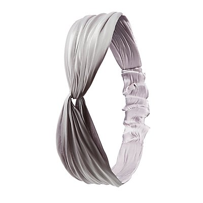 Satin Twist Headband