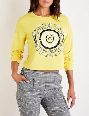 Brooklyn Graphic Sweatshirt
