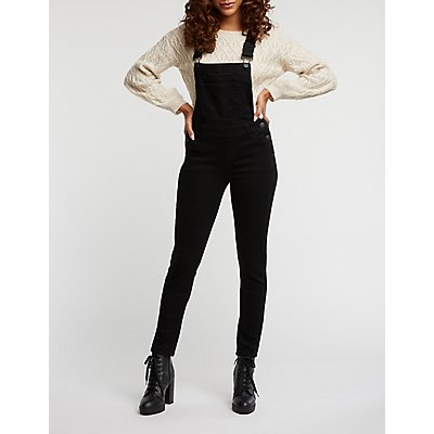 Refuge Skinny Denim Overalls