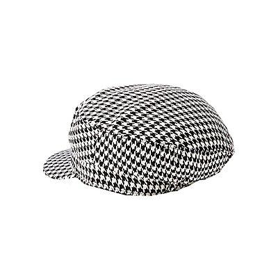 Herringbone Cabby Hat