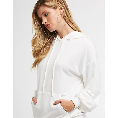 Tunic Pullover Hoodie