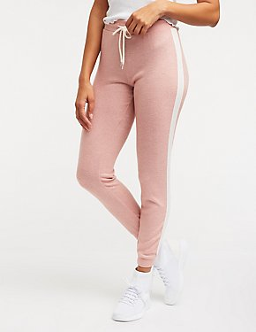 Side Stripe Joggers