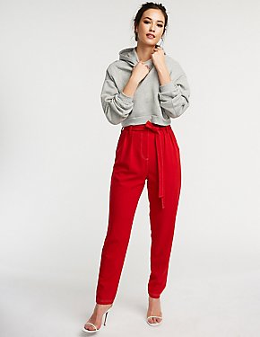 Front Tie Trousers