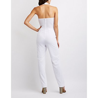 Halter Top Jumpsuit