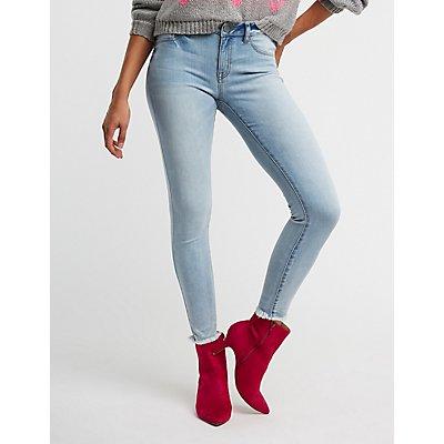 Refuge Skintight Legging Jeans