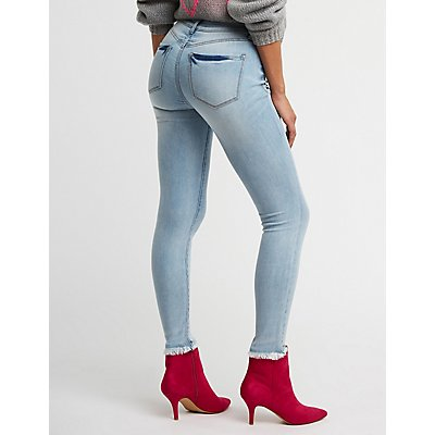 Refuge Skintight Legging Jeans
