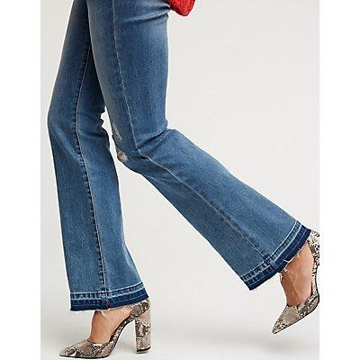 Refuge Flared Jeans