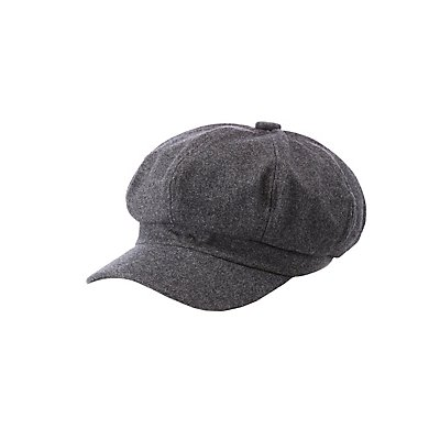 Wool Cabby Hat