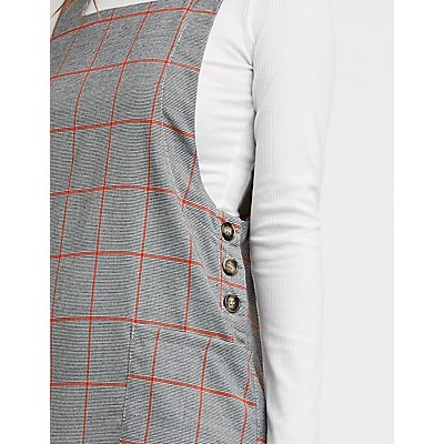 Windowpane Shift Jumper