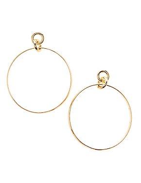 Chainlink Hoop Earrings
