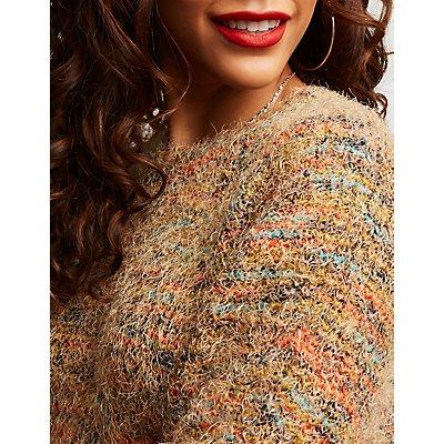 Multicolor Pullover Sweater
