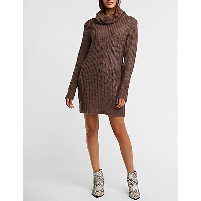 Sweater Dresses For Women Ribbed Midi More Charlotte Russe