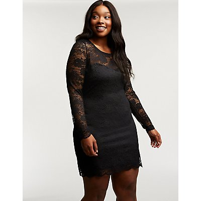 Plus Size Party Dresses Sexy Cocktail Dresses Charlotte Russe