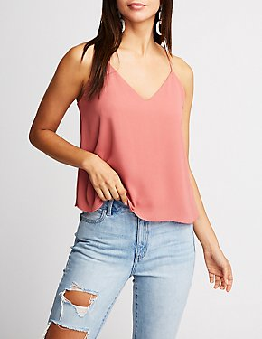 Strappy Swing Cami