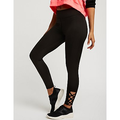 Side Caged Leggings