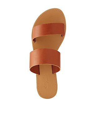 83bc04828d0f Two Strap Slide Sandals