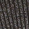 Metallic Ribbed Crop Top